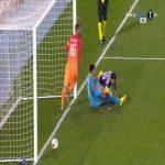 Daniele De Rossi's goal gives Roma the lead vs Austria Vienna (1-2)