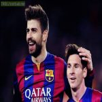 "Gerard Pique: ""If the Ballon d'Or were given to the best player, Lionel Messi would have won it every year since 2009."""