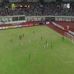 Bentaleb powerful goal vs Nigeria (2-1) - Mahrez nutmeg in the build-up