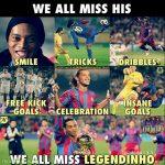 Ronaldinho ❤