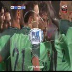 Netherlands U21 0-1 Portugal U21 - Iuri Medeiros 31'