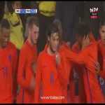 Netherlands U21 1-1 Portugal U21 - Zivkovic (Penalty) 36'