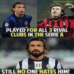 Simply Andrea Pirlo!
