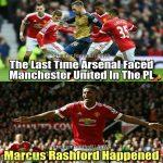 What a dream PL debut it was for Rashford!