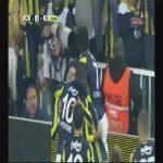 Robin Van Persie (Fenerbahce) goal against Galatasaray 2-0