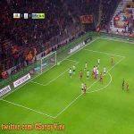 Wesley Sneijder freekick goal for Galatasaray vs Bursaspor