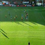 Joseph Dodoo Volleyed Goal [Partick Thistle 1-1 Rangers]
