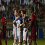 USA 7 - Portugal 1 -- Nike u17 Tournament