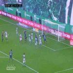 Facundo Roncaglia (Celta Vigo) goal against Real Betis (3-3)