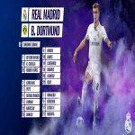 Real Madrid CL squad for Dortmund match: Kroos and Morata back in