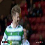 Stuart Armstrong Second Goal [Partick Thistle 0-2 Celtic]