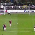 When Zlatan Ibrahimovic silenced Julio Cesar 🔥
