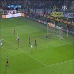 Gonzalo Higuaín (Juve) second goal vs Torino (1-2)