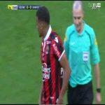 Balotelli penalty goal vs Dijon (1-0)