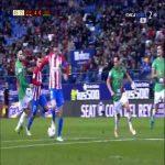 Atlético Madrid - Guijuelo 4-0 (Torres)