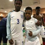 SPOTTED: 13 year-old Celtic wonderkid Karamoko Dembele making his England U15 debut last night. 👀