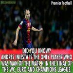 Andres Iniesta !
