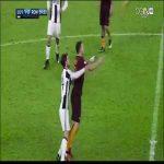 Rugani's great play against Roma last weekend