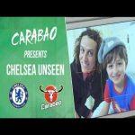 Chelsea behind the scenes video