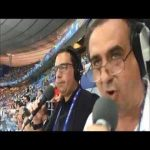 "[Funny] Portuguese Radio ""Antena 1"" sports commentators go crazy in ""Portugal vs France"" final moments"
