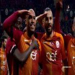 Nigel de Jong goal Galatasaray 1 - 0 Alanyaspor (Sneijder first assist))