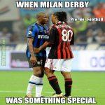 Eto'o and Ronaldinho !