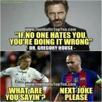 Iniesta and Modric be like😃