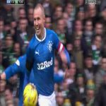 Kenny Miller Goal [Rangers 1-0 Celtic]