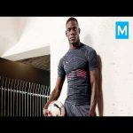 Mario Balotelli Conditioning Training