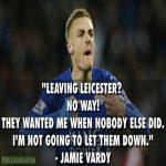 Jamie Vardy ✌