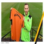 Wolves have signed Derby forward Andreas Weimann on loan until the end of the season
