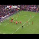 Hélder Costa run vs Liverpool