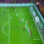 Semih Kaya goal Sneijder assist Galatasaray 1 - 0 Akhisarspor