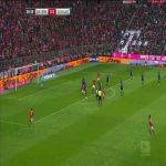 Lewandowski Goal (Bayern vs Schalke, 1-0)