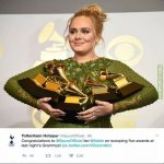 That awkward moment when she's won more trophies in one night than Tottenham Hotspur have won in 2 decades.. 😂😂😂
