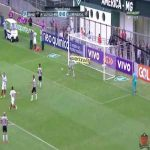 Henrique Dourado (Fluminense) goal vs. Atlético Mineiro (0-1) + Penalty Call