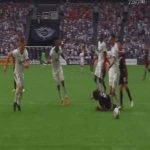 José Guillermo Ortiz's truly absurd dive to win D.C. United a penalty