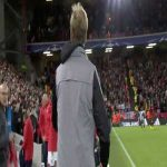 """Jurgen Klopp shouting """"WHAT HAVE I DONE?"""" after substituting Oxlade CHamberlain"""