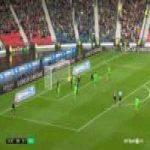 Hibernian 0-2 Celtic - Mikael Lustig