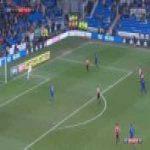 Cardiff 4-0 Sunderland - Anthony Pilkington