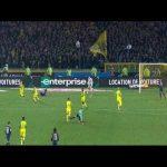 Referee in League 1 kicks Nantes player before sending him off
