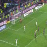 Lyon 2-1 PSG : Memphis 90+4'