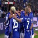 Pjaca Goal (Schalke 1 - 0 Hannover)
