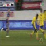 St. Truiden 1-0 Anderlecht - Chuba Akpom 42'