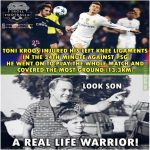 Toni Kroos 👏👏