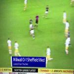 Sheffield Wednesday 1-0 Millwall - Joey Pelupessy 42' (Great Goal)