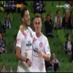 Alvaro Cejudo - Melbourne Victory vs Western Sydney Wanderers 1-[1]