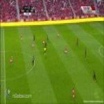 Benfica 2-0 V. Guimaraes - Jonas 78' (Raúl Jiménez with Rabona Assist)