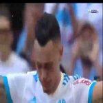 Lucas Ocampos Goal - Marseille 5 vs 1 Lille