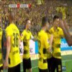 Marco Reus disallowed goal vs Leverkusen